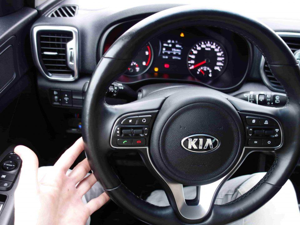 Выездная диагностика авто Kia Sportage